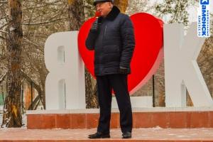 Это – «Космос»! В Каменске-Уральском 17 ноября состоялось открытие городского парка. Фоторепортаж Виртуального Каменска