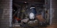 Взрыв бытового газа в Каменском районе